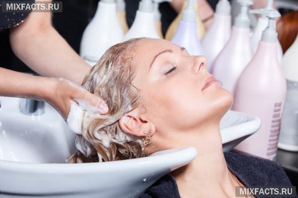 Выпадают волосы при мытье головы что делать