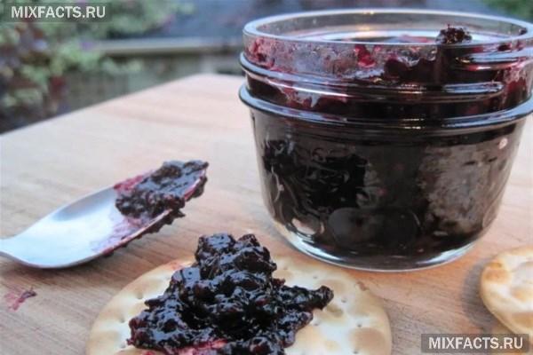Рецепты из черемухи на зиму