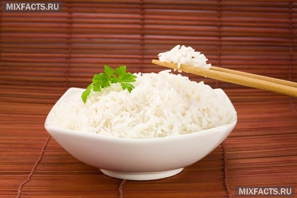 Рис для похудения, какой рис лучше, как приготовить, как замачивать коричневый рис для похудения, отзывы