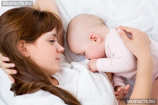 Безмолочная диета для кормящих мам