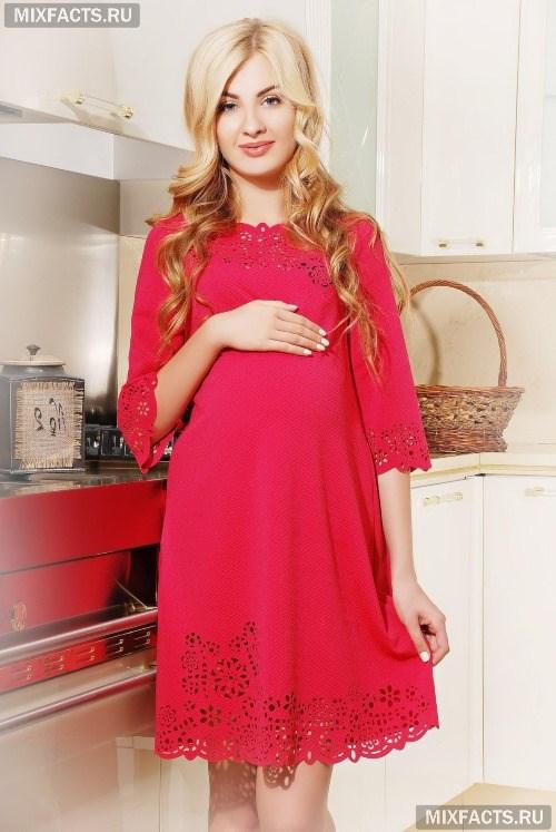 0c9c78ffacf33a5 Фасоны платьев для беременных. свободная туника