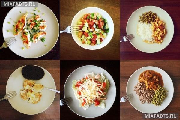 Сколько раз в день надо питаться