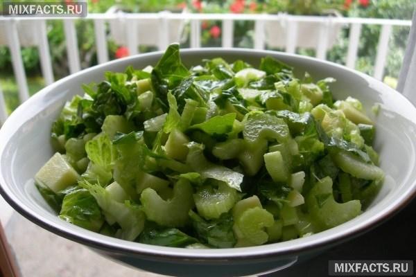 Сельдерей рецепты приготовления для похудения суп
