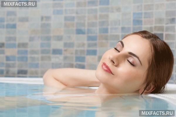 Похудение с помощью содовых ванн.