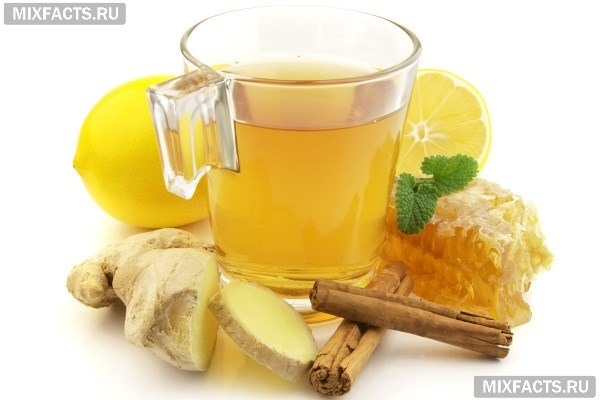 Как похудеть с помощью имбирного чая | «пластилин».