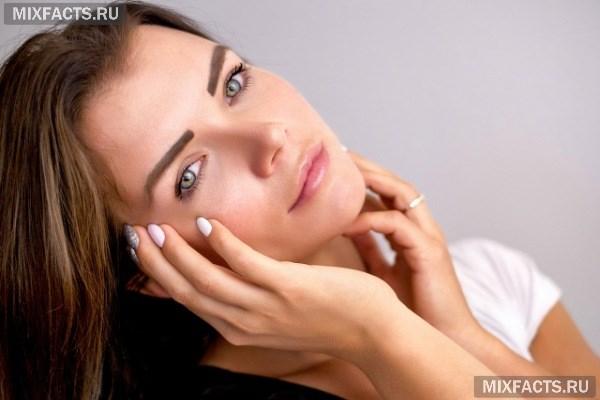 Чувствительная кожа лица - уход и базовые средства