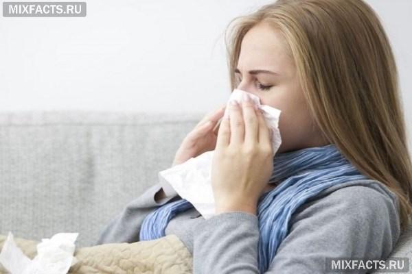 Герпес слизистой носа лечение