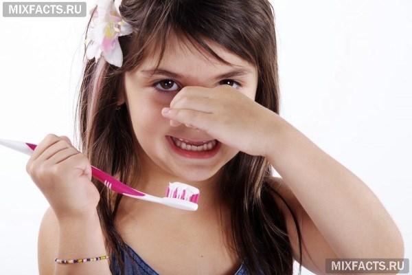 запах ацетона изо рта у взрослого лечение
