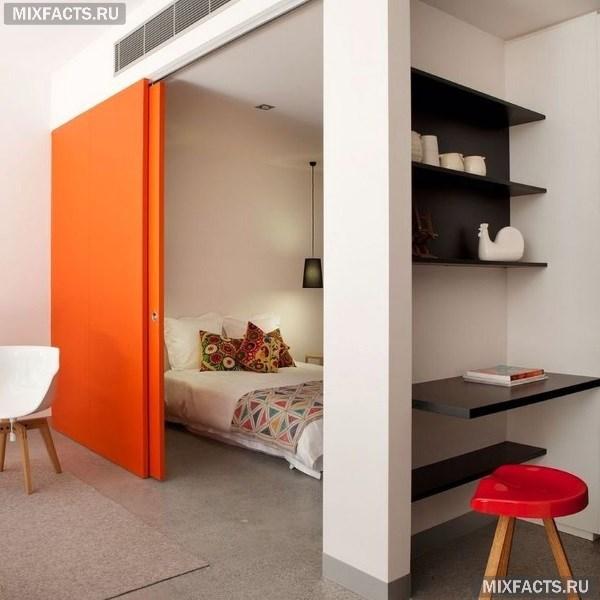 Как сделать из одной комнаты две – идеи с фото