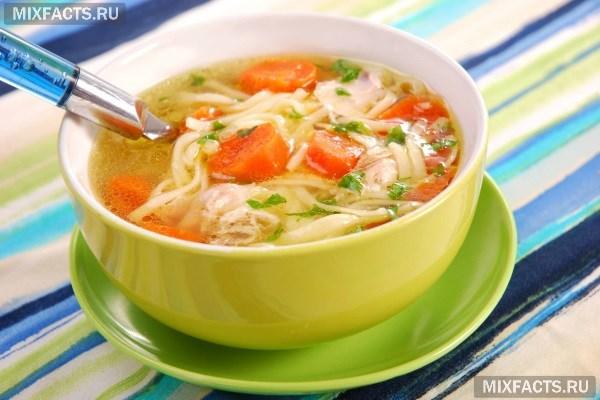 Жиросжигающий суп с куриной грудкой «Твоя диета»