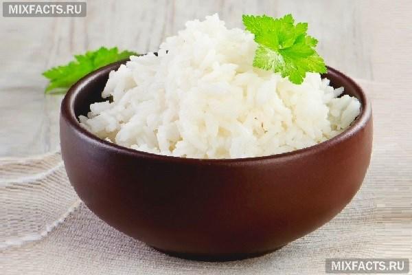 Рисовая диета для очищения организма от солей youtube.