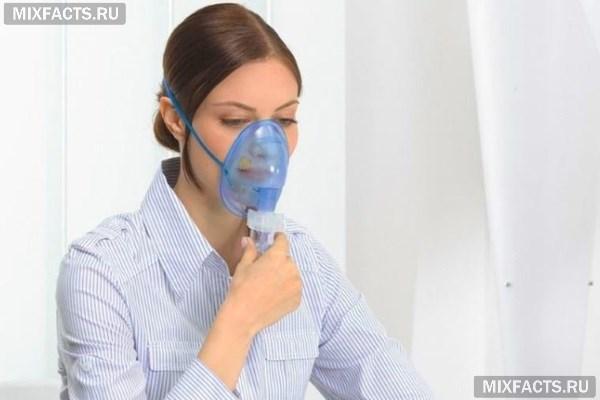 Домашние ингаляции при насморке и кашле