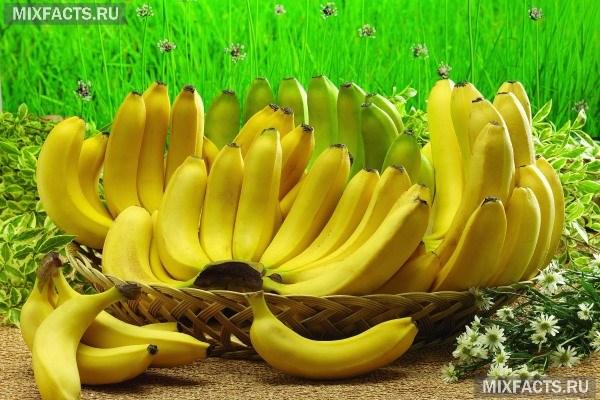 Банан какие витамины содержит