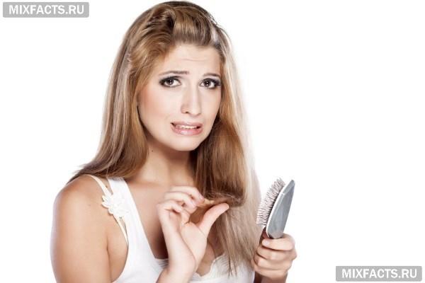 Проблемы с кишечником и выпадение волос
