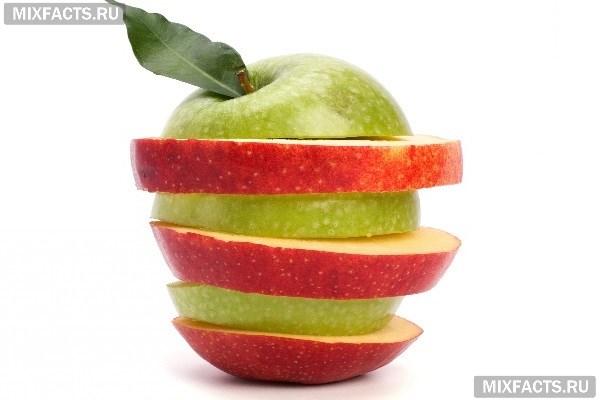 Можно ли заморозить свежие яблоки на зиму