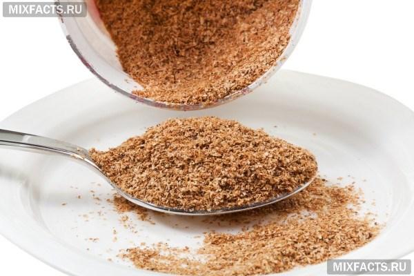 Как похудеть на пшеничных отрубях   мадам жоржетт   яндекс дзен.
