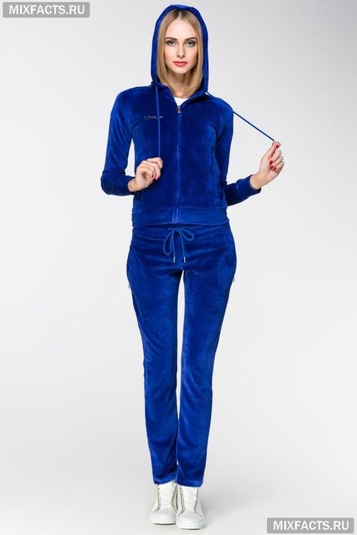 cccf1f131ebc Модные женские спортивные костюмы 2018 (фото, тенденции, новинки)