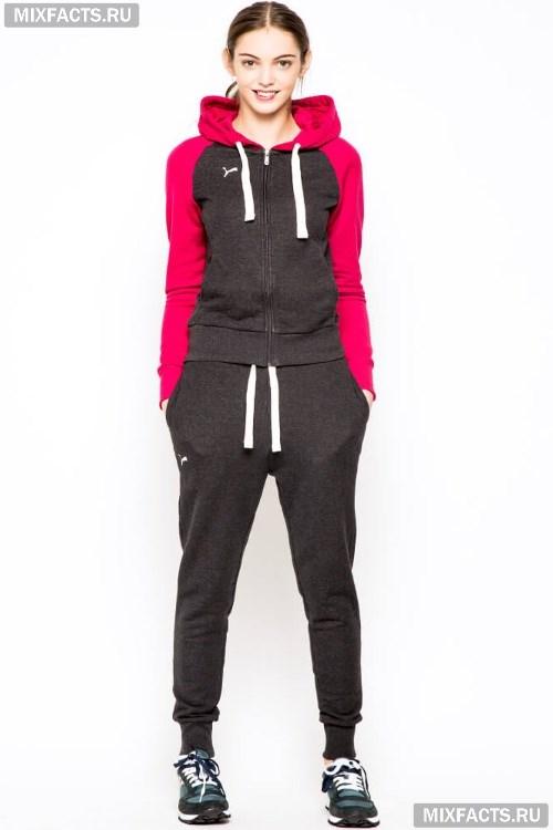 693e99e2e6b3 Модные женские спортивные костюмы 2018 (фото, тенденции, новинки)