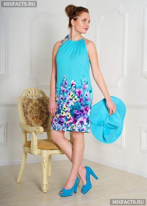 384ce27bd5a Модели летних платьев и сарафанов (фото)