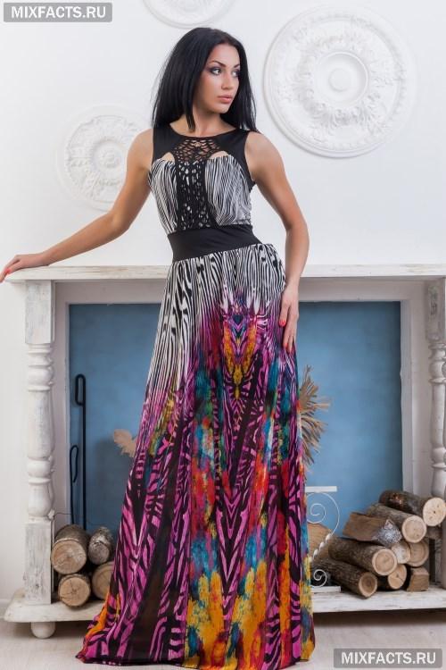 2dd1233f8da8 Модели летних платьев и сарафанов (фото)