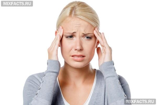 Сильная головная боль: с чем связаны и как снять приступы боли в ...