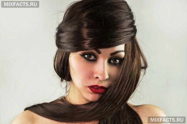 Луковая шелуха при выпадении волос