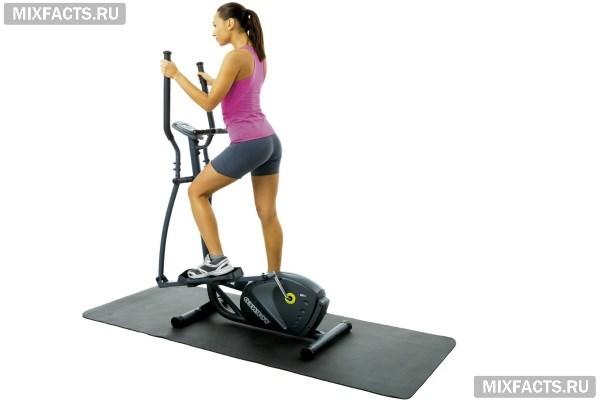 Как заниматься на эллиптическом тренажере, чтобы похудеть?