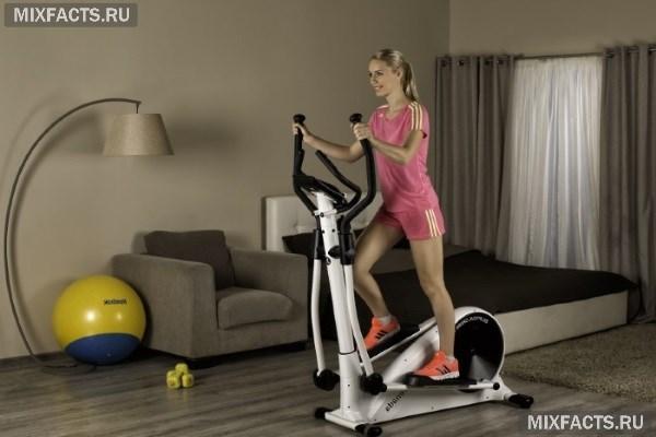 Эллиптический тренажр для похудения советы по выбору и примерная программа тренировок