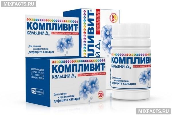 Витамины для суставов и костей названия