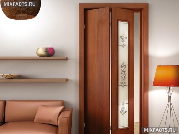 двери гармошка межкомнатные раздвижные двери фото стили цены
