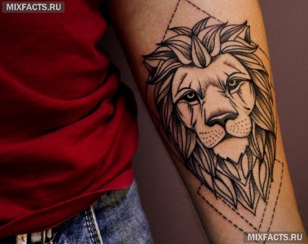 мужские фото татуировки