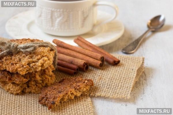 Можно ли есть овсяное печенье при диете?