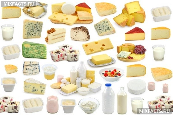 Кисломолочные продукты: польза и вред