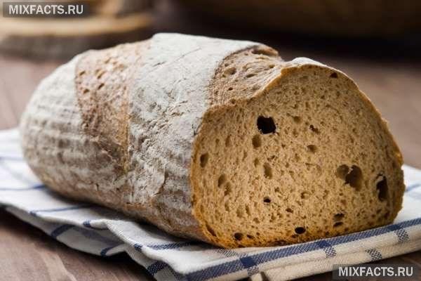 Рецепт безглютенового хлеба в мультиварке