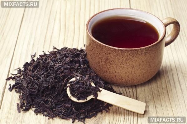 Крепкий чай повышает или понижает давление?
