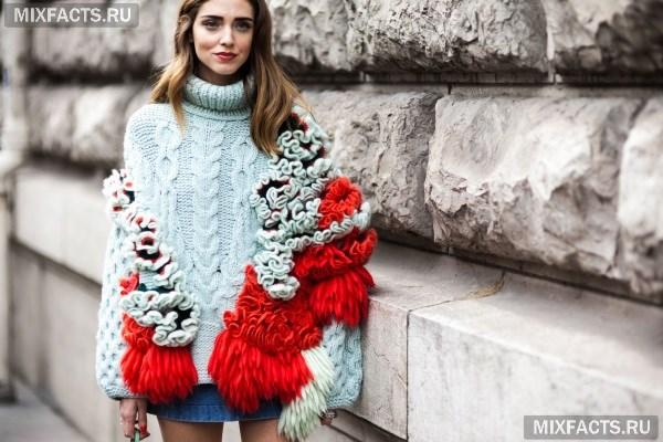 fab40cc2f55b Модные свитера и туники  зима 2018 (фото, тенденции, новинки)