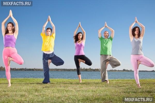 Можно ли похудеть с помощью йоги? — йога прана.