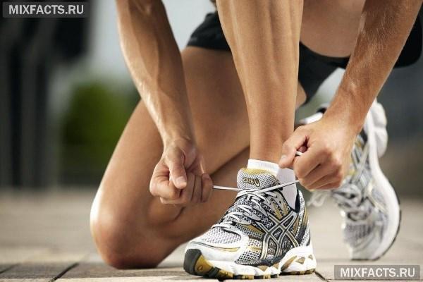 002a1957 Как правильно выбрать мужские беговые кроссовки для бега по снегу и  асфальту?
