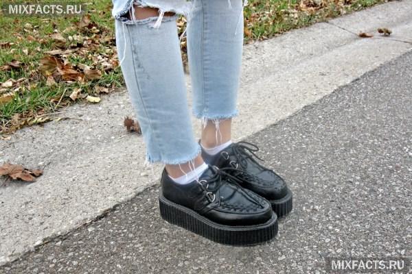 c5f90b15ff00 Обувь криперы  что это и с чем носить