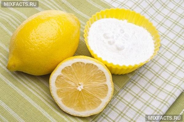 Как похудеть с помощью соды пищевой и лимонной кислоты.