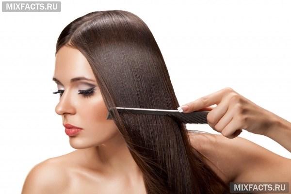 Как выпрямить волосы надолго?