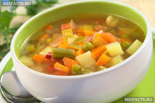 Суп для толстяков, для похудения.