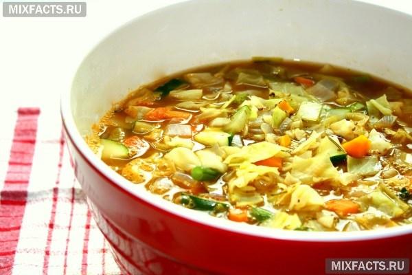 Диета чудесный суп для толстяков galya. Ru.