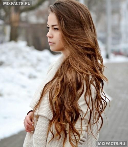 Кому подходит цвет волос лесной орех?
