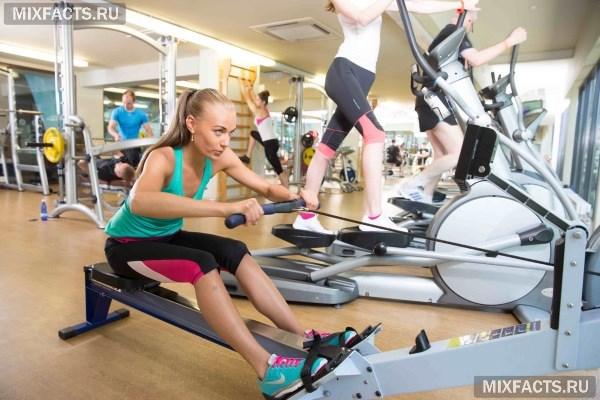 Как правильно тренироваться в тренажерном зале, чтобы похудеть?