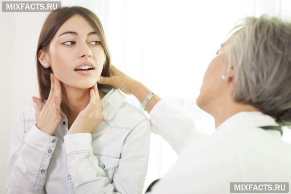 Симптомы избытка йода в организме человека. Каковы симптомы нехватки йода в организме женщины. Как восполнить дефицит йода