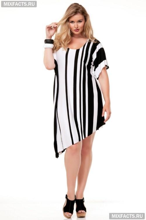 f42f0d7e8c9 Фасоны платьев для полных женщин с животом (фото)