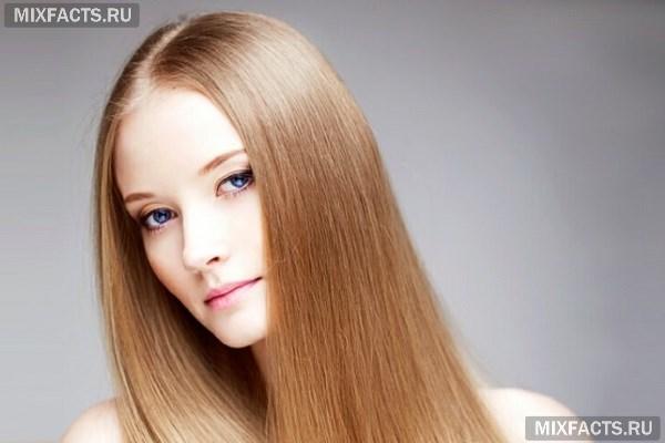 Осветляющий шампунь для темных волос