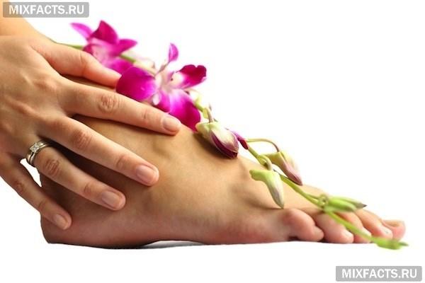 Сухая кожа на пальцах ног что делать thumbnail