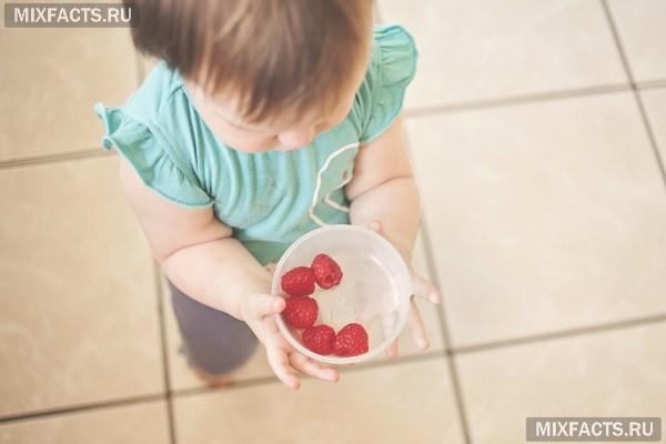 Меню для ребенка 2 лет на неделю с рецептами